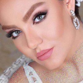 آرایش-زن-ایرانی-ساده-زیبا