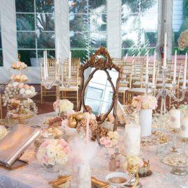 آینه-و-شمعدان-عروس