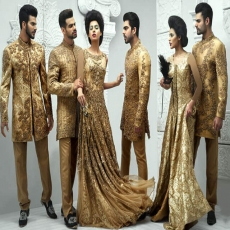 لباس-طلا-مردانه-و-زنانه