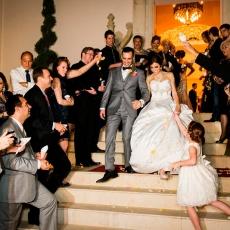 مهمانان-مراسم-عروس