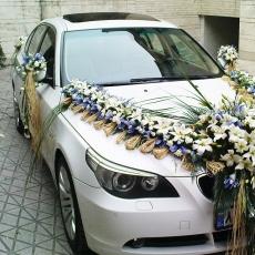 عکس-ماشین-عروس-بی-ام-و