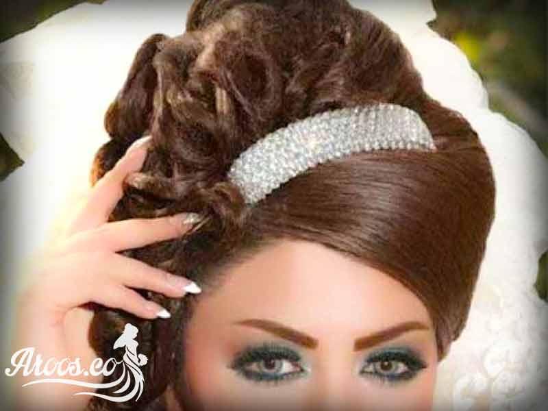 تاج عروس دخترانه