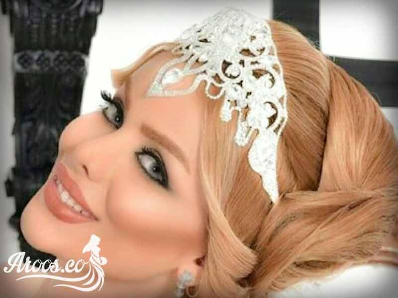 تاج عروس و گل سر