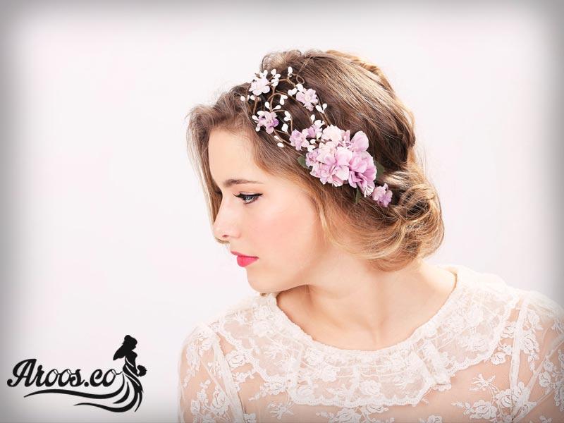 گل سر، سنجاق، کليپس، هدبند، تل و کش مو عروس