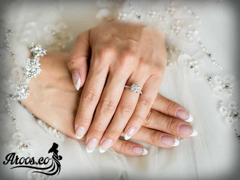 مانیکور ناخن عروس