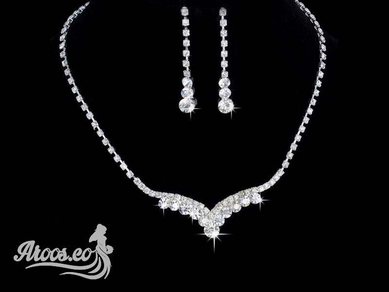 جدیدترین مدل های جواهرات برای سرویس عروس