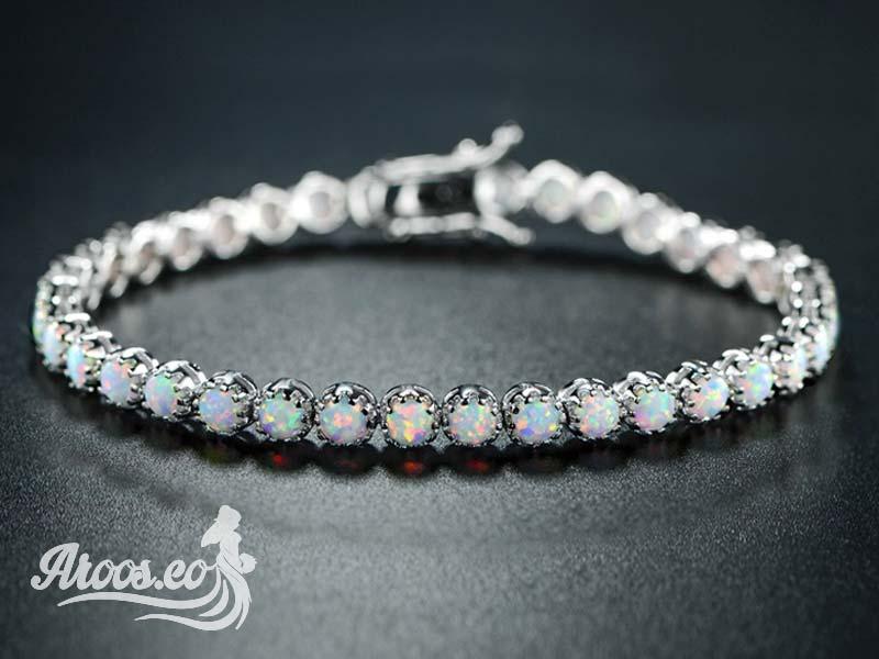 سرویس جواهرات سفید