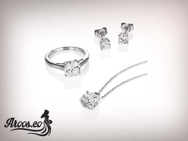 مدل سرویس طلا و جواهر عروس