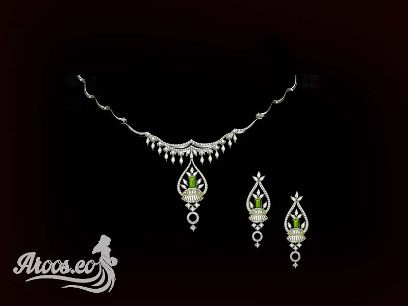 عکس سرویس جواهرات عروس