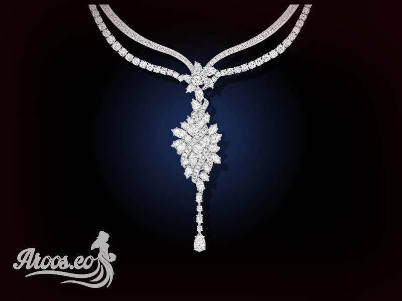 ست جواهرات عروس