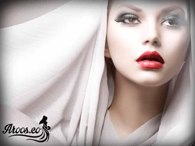 آموزش آرایش دخترانه ملایم