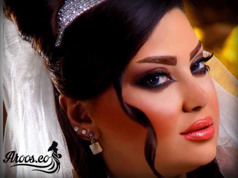 گریم و میکاپ عروس ایرانی