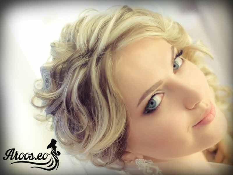 مدل آرایش محو صورت