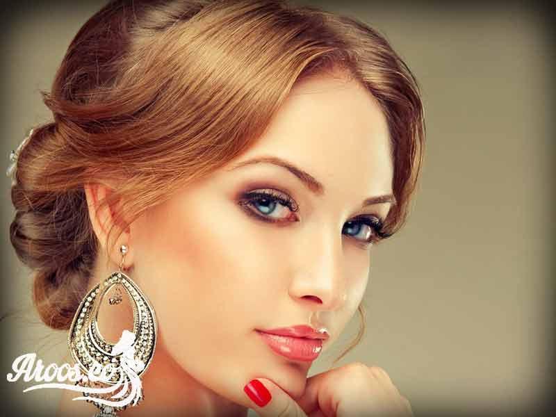 آرایش عروس ایرانی 2017