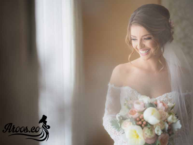 آرایش عروس در آرایشگاه