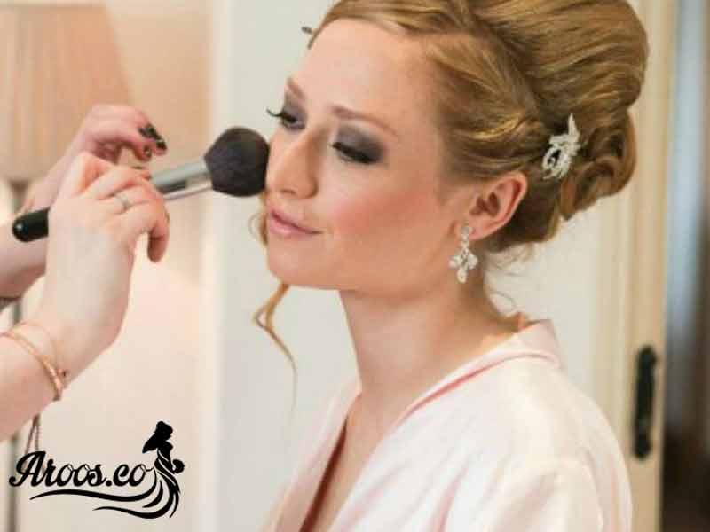 آرایش عروس در منزل