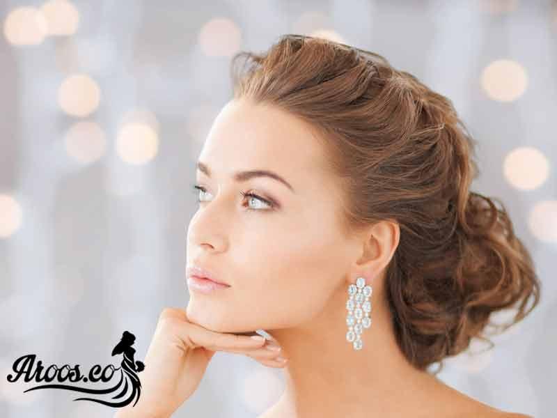 رنگ موی مناسب عروس