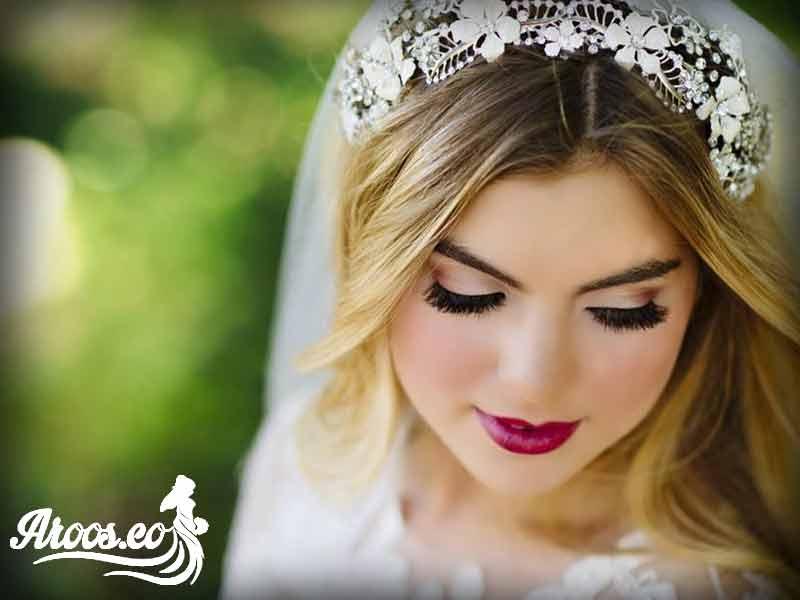 گریم و میکاپ عروس خوشگل
