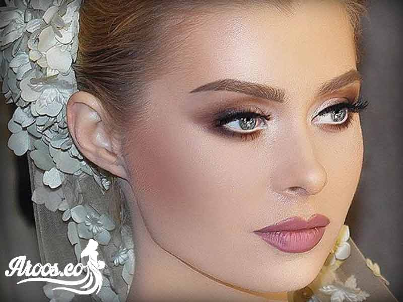 آرایش عروس به سبک اروپایی