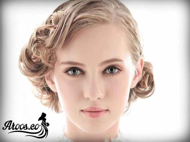 آرایش عروس شیک و ساده