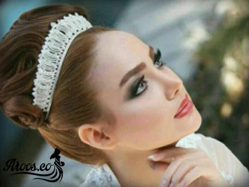 آرایش عروس 2018