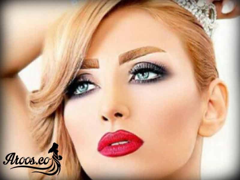 آموزش آرایش عروس ایرانی