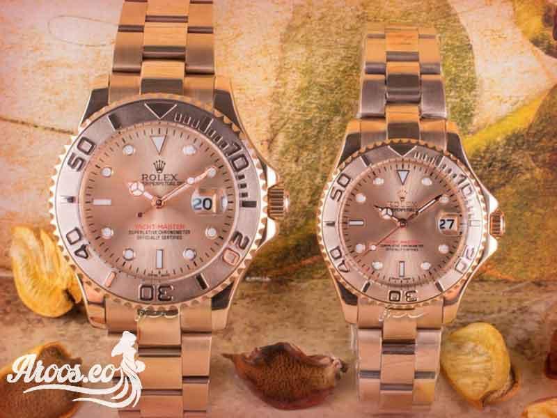 Rolex مدل ساعت عروس و داماد