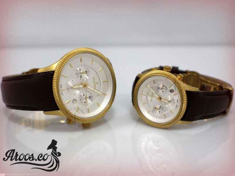 مدل ساعت عروس و داماد جدید
