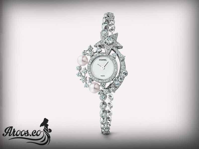 عکس مدل ساعت عروس ۹۸