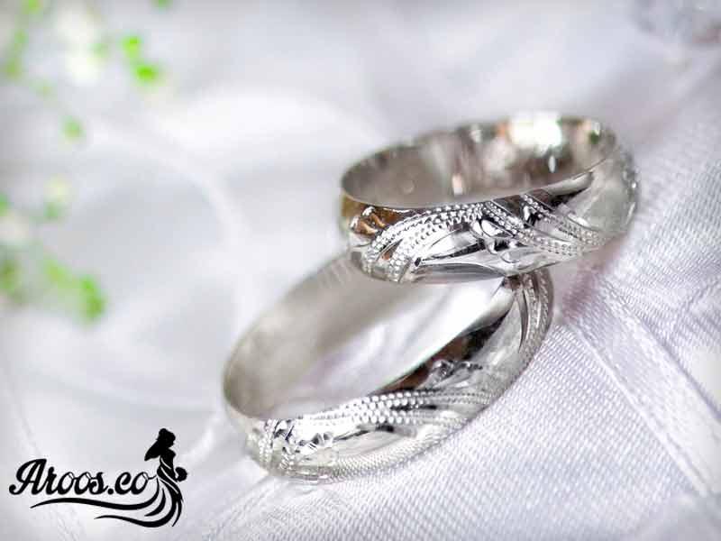 قیمت حلقه ازدواج ساده