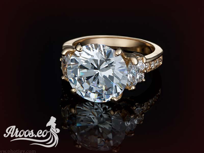 حلقه ازدواج گران قیمت