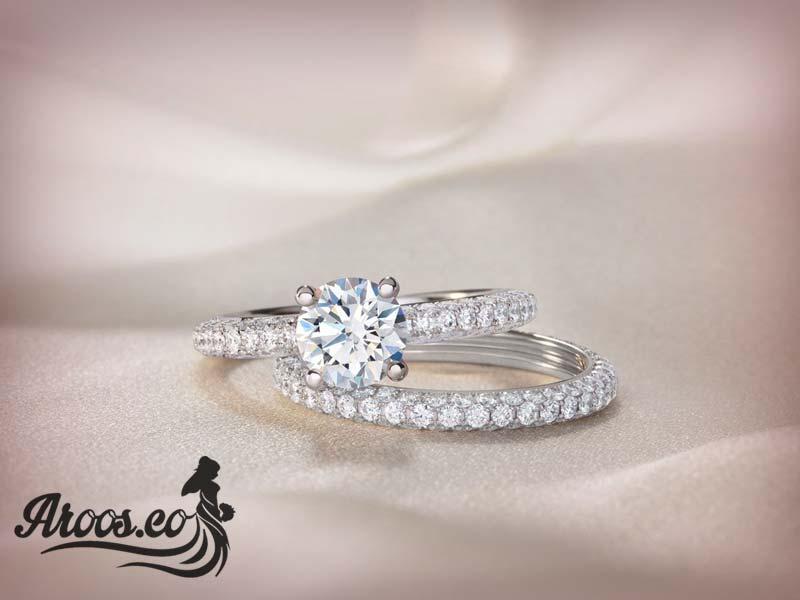 حلقه عروسي شيك