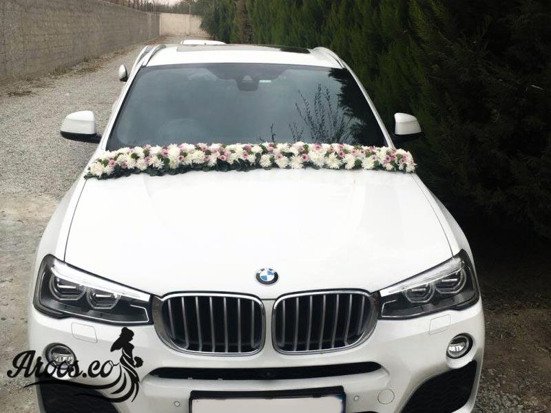 جدیدترین تزیین ماشین عروس در تهران