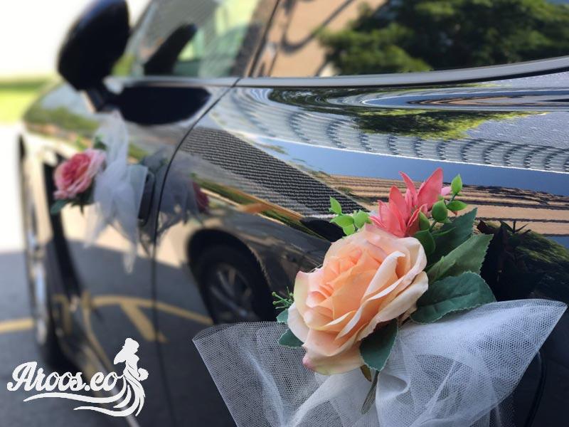 ماشین عروس لاکچری