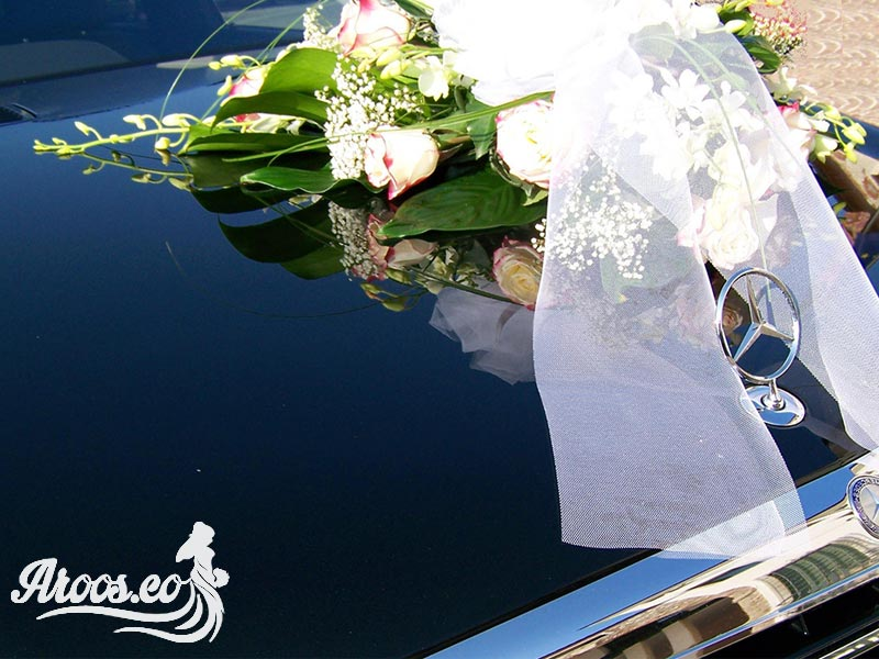 ماشین عروس لوکس ولاکچری