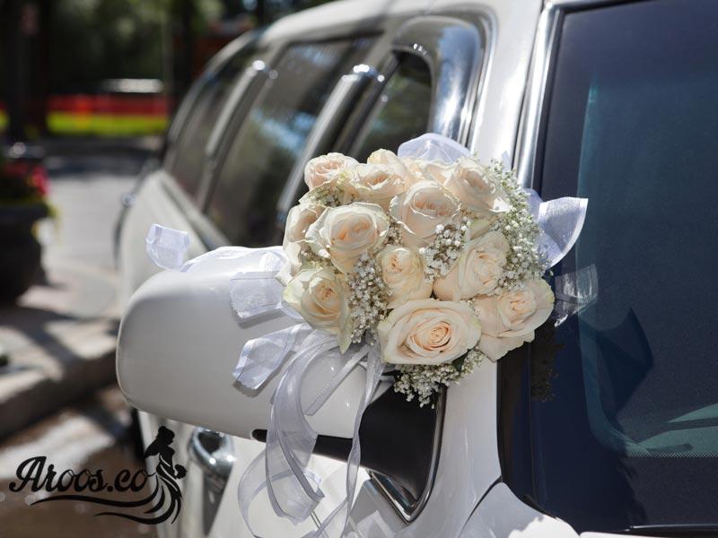 ماشین عروس با کلاس