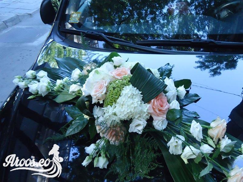 عکس ماشین مشکی عروسی