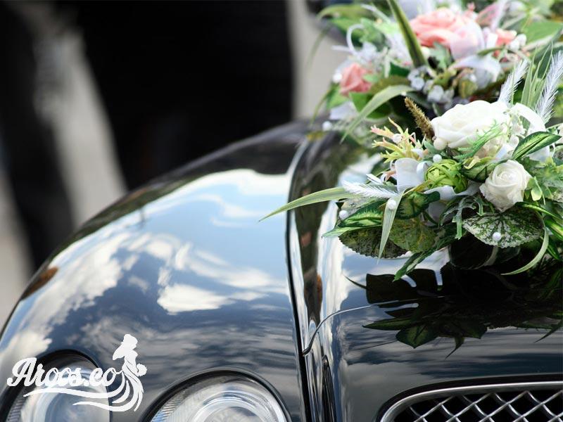 آلبوم عکس مشکی ماشین عروس