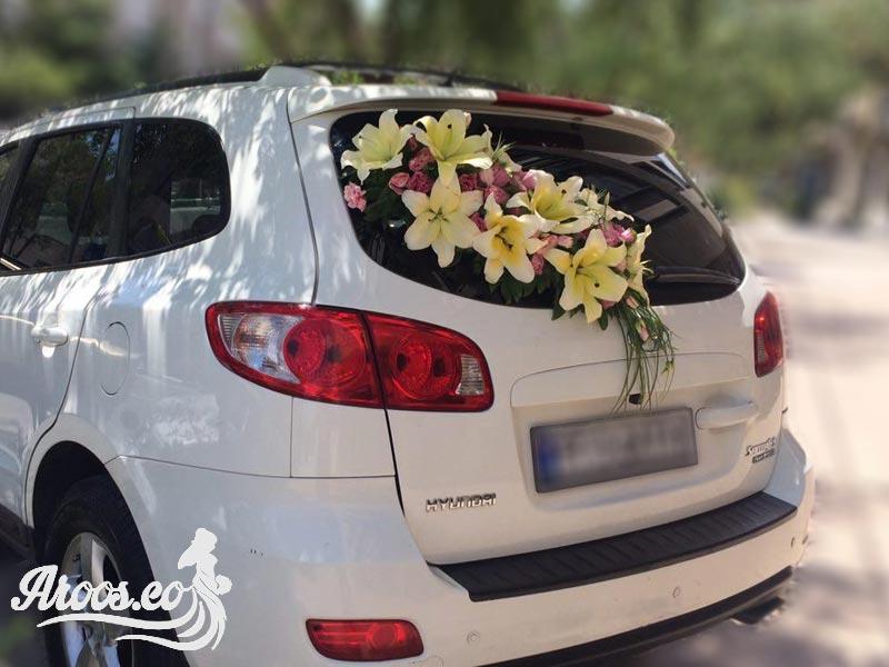 ماشین عروس هیوندایی