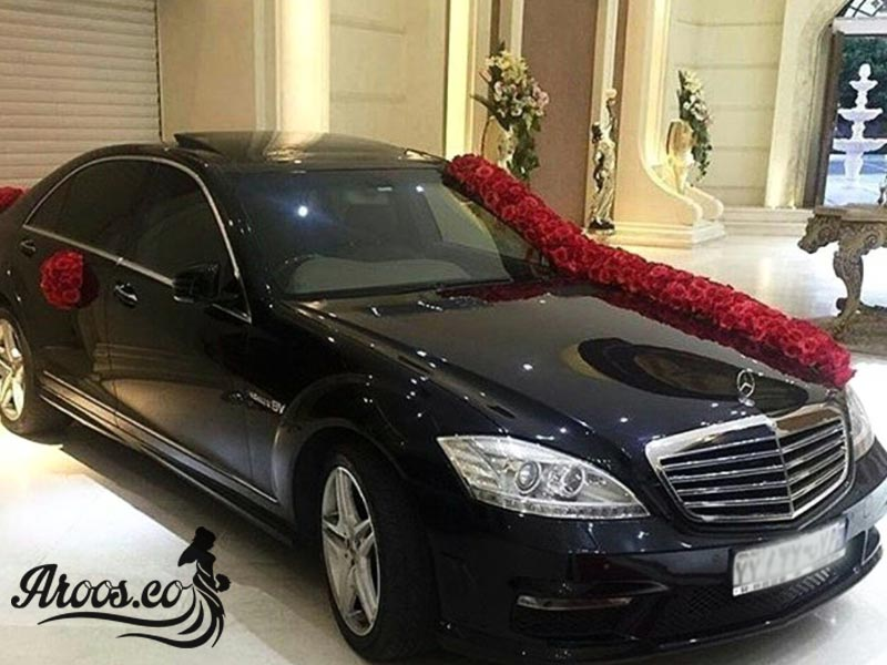 خودرو عروس و عروسی