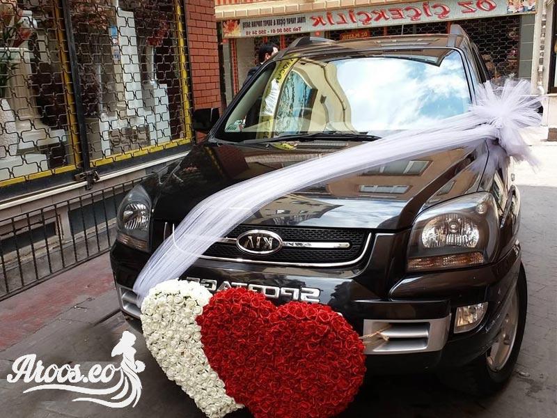 ماشین عروس کیا