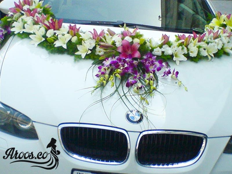 کرایه خودرو و ماشین عروس