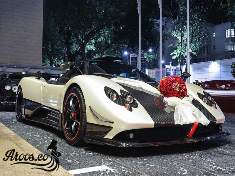 اجاره ماشین عروس لوکس