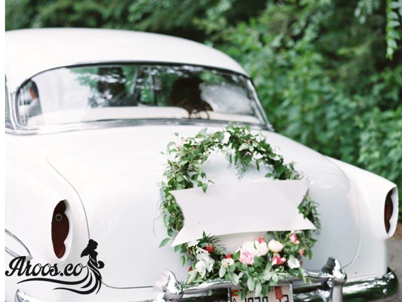 سفارش ماشین عروس