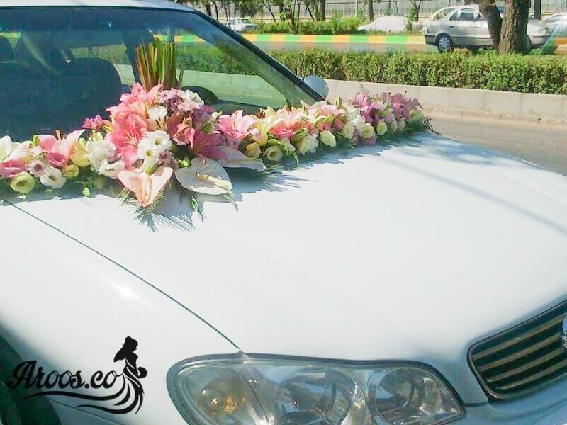 ماشین عروس غولپیکر