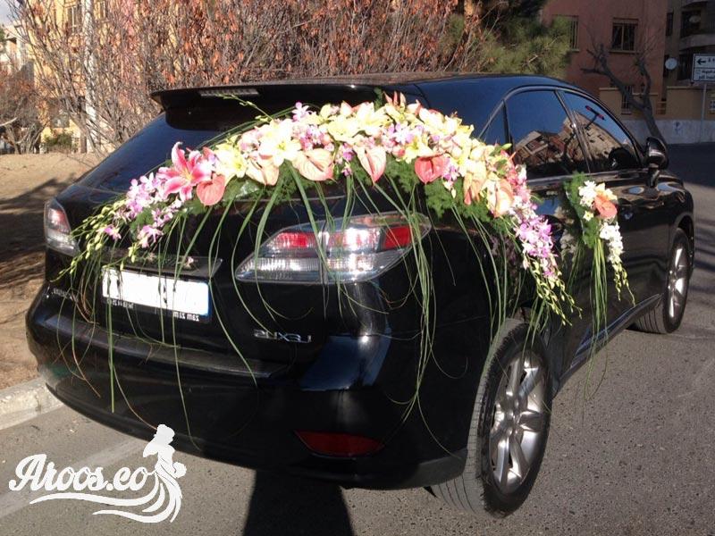 جالب ترین ماشین عروس های دنیا