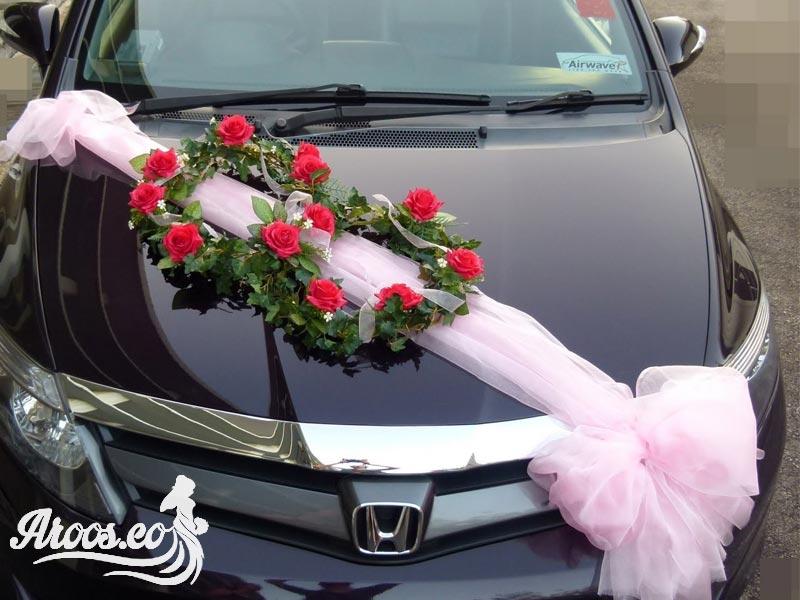 وسایل مورد نیاز برای تزیین ماشین عروس