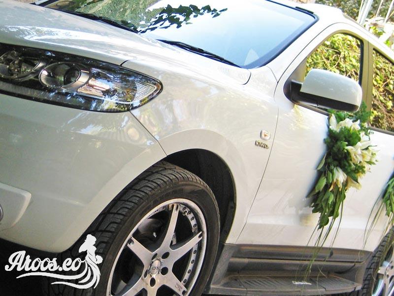 ماشین عروس ساده ایرانی