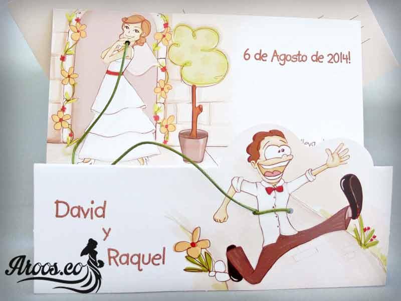 کارت عروسی طنز