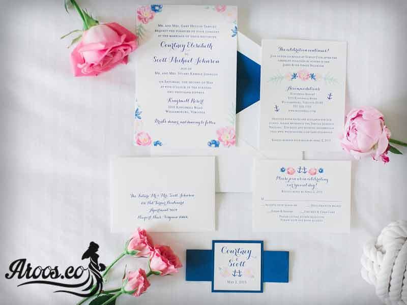 متن کارت عروسی باحال